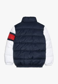 Tommy Hilfiger - PADDED COLOUR BLOCK PUFFER - Winter jacket - white - 0
