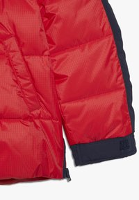 Tommy Hilfiger - MIXED POPOVER JACKET - Winterjas - red - 2