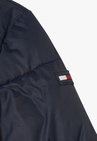 Tommy Hilfiger - PADDED FLAG JACKET - Talvitakki - blue - 5