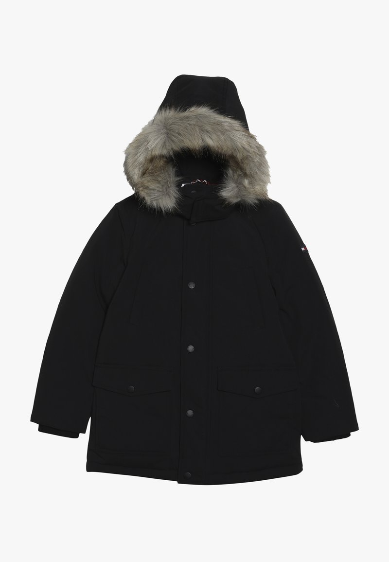 Tommy Hilfiger - TECH  - Cappotto invernale - black