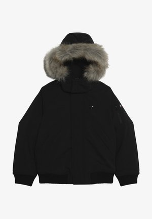 TECH JACKET - Talvitakki - black