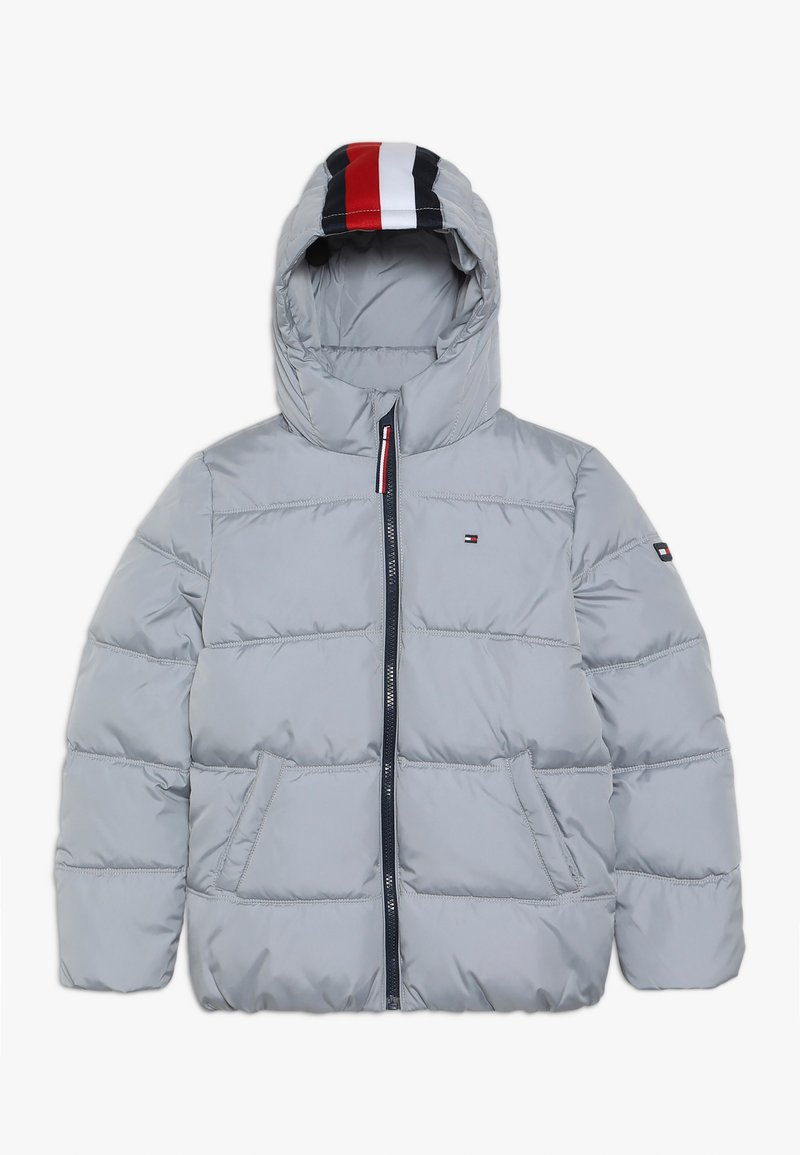 Tommy Hilfiger - ESSENTIAL PADDED JACKET - Zimní bunda - grey