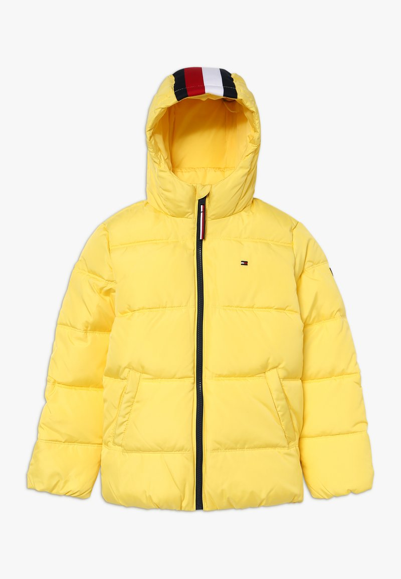 Tommy Hilfiger - ESSENTIAL PADDED JACKET - Winterjas - yellow