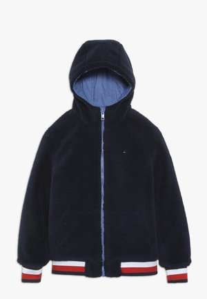 REVERSIBLE JACKET - Winterjas - blue