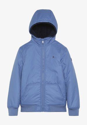 REVERSIBLE JACKET - Winter jacket - blue