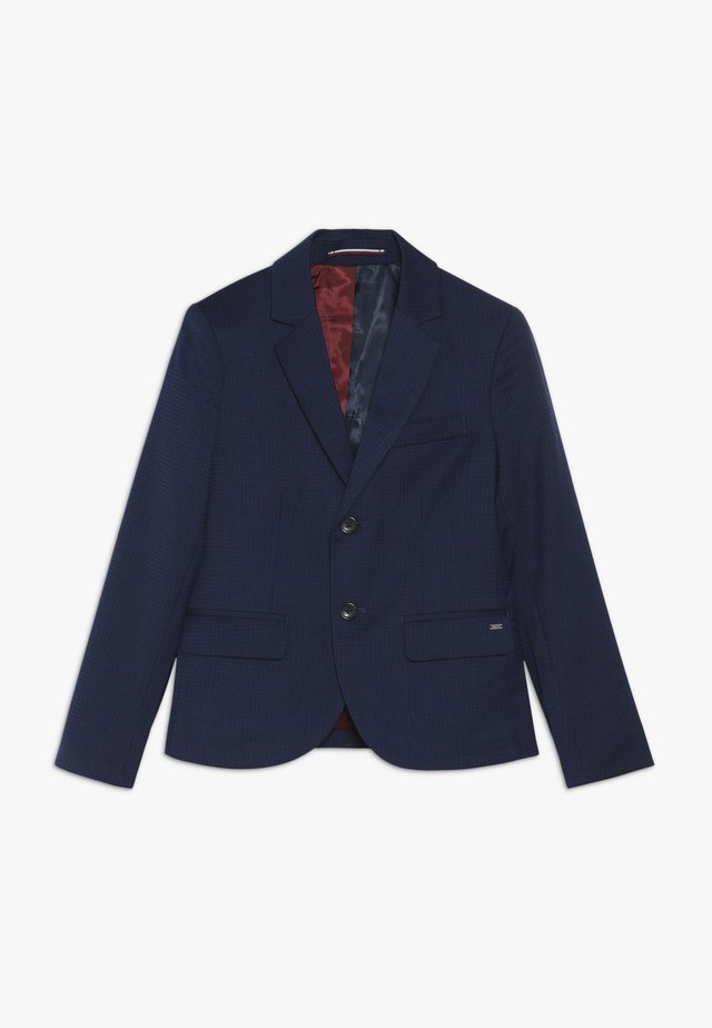 FLEX - Chaqueta de traje - blue