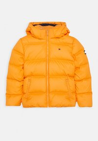 Tommy Hilfiger - ESSENTIAL  - Gewatteerde jas - orange - 0