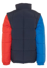 Tommy Hilfiger - ZIP OFF PADDED  - Giacca invernale - blue - 1