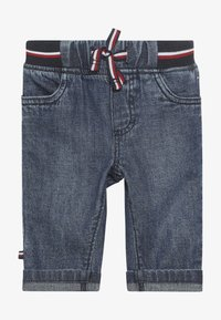 Tommy Hilfiger - BABY PANTS - Relaxed fit jeans - denim - 2