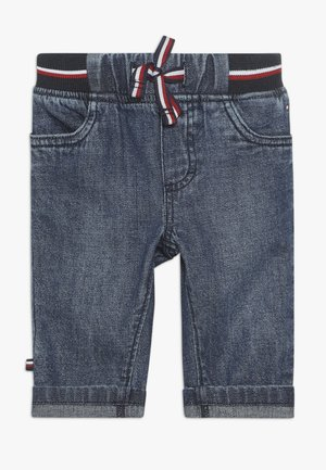 BABY PANTS - Relaxed fit jeans - denim