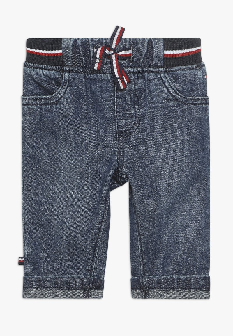 Tommy Hilfiger - BABY PANTS - Relaxed fit jeans - denim