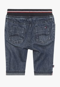 Tommy Hilfiger - BABY PANTS - Relaxed fit jeans - denim - 1
