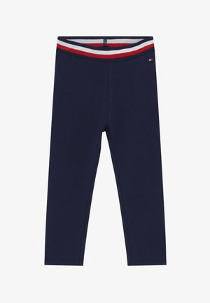 SOLID TOMMY - Leggings - blue