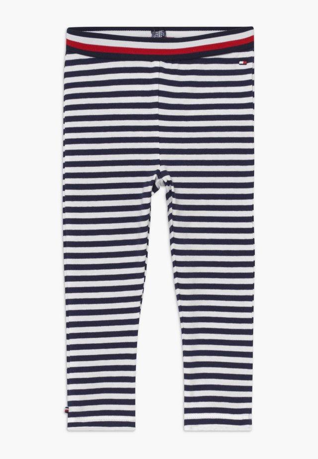 BABY GIRL  - Leggings - Trousers - blue