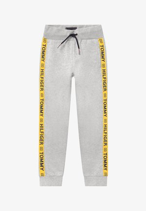 BOYS  - Tracksuit bottoms - grey