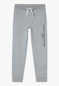 Tommy Hilfiger - ESSENTIAL  - Pantalon de survêtement - grey - 0
