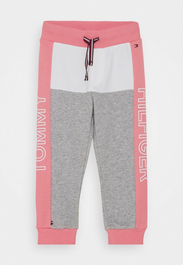 BABY COLORBLOCK - Pantalones - pink