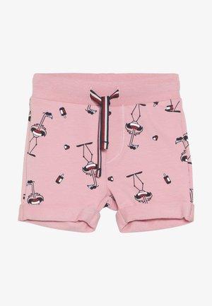 BABY PRINTED - Pantalones deportivos - pink