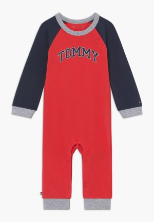 BABY COVERALL - Jumpsuit - red