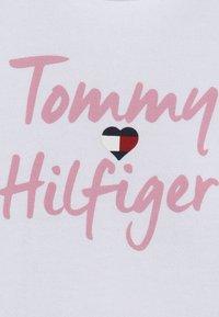 Tommy Hilfiger - BABY PRINTED SET - Legging - pink - 6