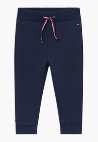 Tommy Hilfiger - BABY TRACKSUIT SET - Trainingspak - blue - 2
