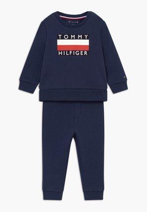 BABY TRACKSUIT SET - Trainingsanzug - blue