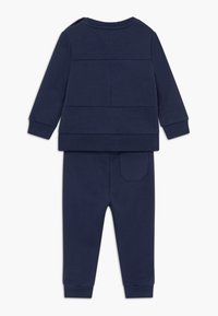 Tommy Hilfiger - BABY TRACKSUIT SET - Trainingspak - blue - 1