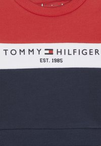 Tommy Hilfiger - BABY COLOURBLOCK TRACKSUIT SET - Sudadera - blue - 3