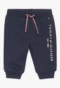 Tommy Hilfiger - BABY COLOURBLOCK TRACKSUIT SET - Sudadera - blue - 2