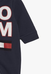 Tommy Hilfiger - BABY ZIP COVERALL - Body - blue - 3