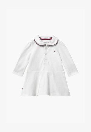 BABY - Denní šaty - white