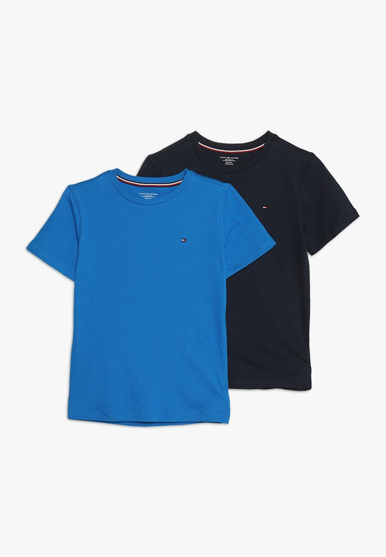 Tommy Hilfiger - TEE 2 PACK  - Unterhemd/-shirt - multi