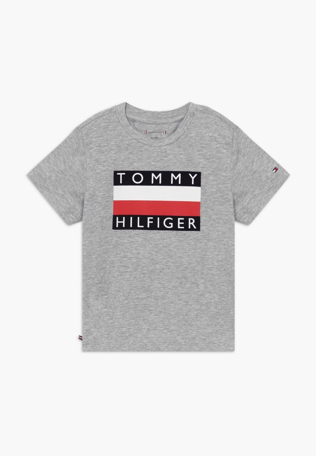 BABY FLAG  - Print T-shirt - grey