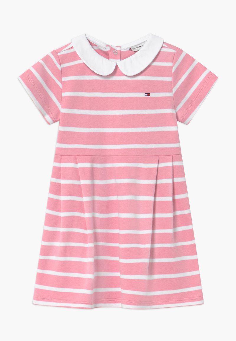 Tommy Hilfiger - BABY GIRL RUGBY - Jerseyjurk - purple