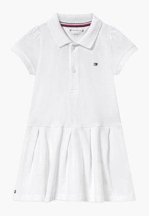BABY GIRL - Korte jurk - white