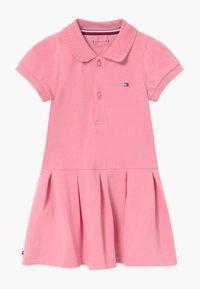 Tommy Hilfiger - BABY GIRL - Vestido informal - pink - 0