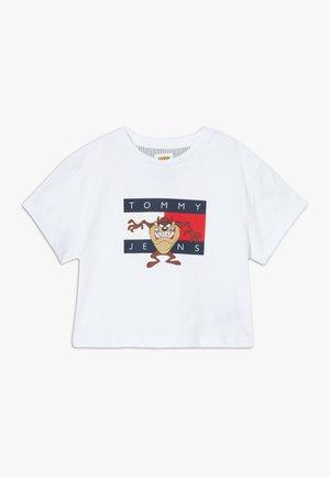LOONEY TUNES TEE - T-shirt imprimé - white