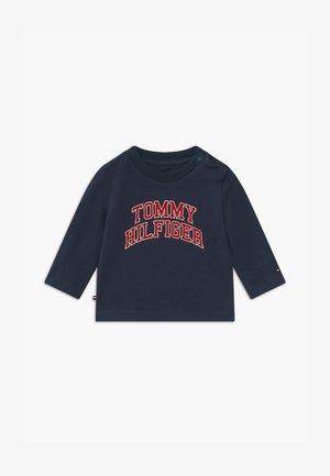 BABY TEE - T-shirt à manches longues - blue