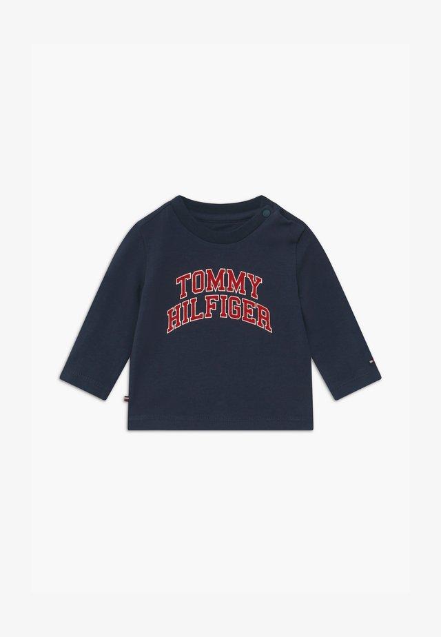 BABY TEE - Camiseta de manga larga - blue