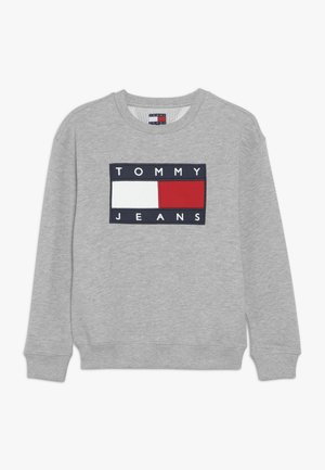 UNISEX FLAG  - Collegepaita - light grey heather