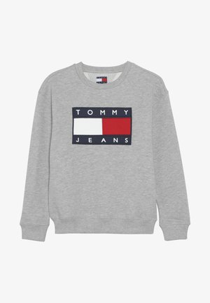 UNISEX FLAG  - Sweatshirt - light grey heather