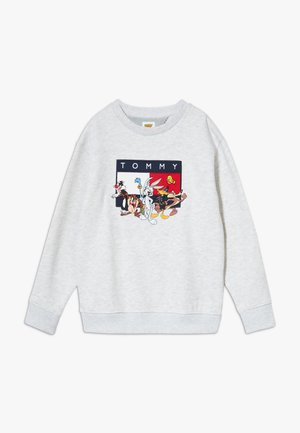 LOONEY TUNES CREW - Sweatshirt - grey