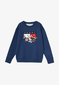 Tommy Hilfiger - LOONEY TUNES CREW - Sweatshirt - blue - 2