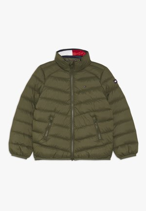 LIGHTJACKET - Doudoune - green