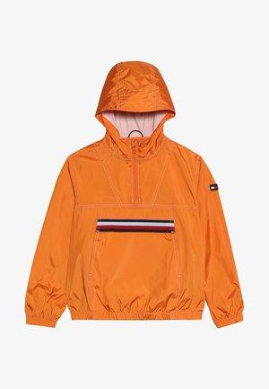 POP OVER - Light jacket - orange