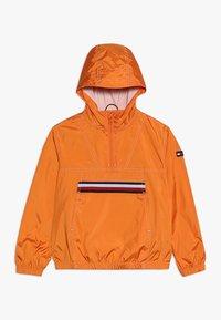 Tommy Hilfiger - POP OVER - Lehká bunda - orange - 0