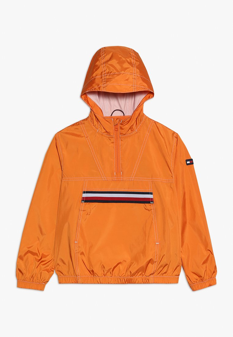 Tommy Hilfiger - POP OVER - Lehká bunda - orange