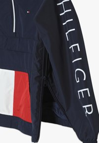 Tommy Hilfiger - POP-OVER JACKET - Giacca da mezza stagione - blue - 2