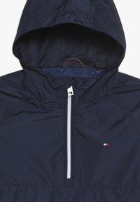 Tommy Hilfiger - POP-OVER JACKET - Giacca da mezza stagione - blue - 4