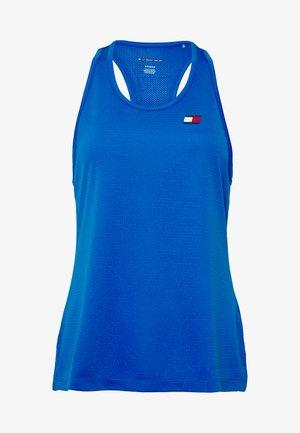 TANK FLAG - Sports shirt - princess blue